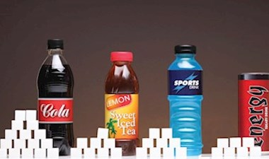 Rethink Sugary Drink launches '16 teaspoons' campaign